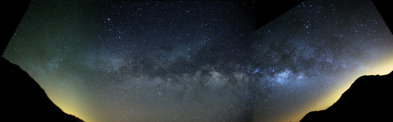 Journey through the Galaxy by Sergei Golyshev